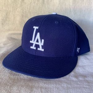 Los Angeles Dodgers MLB 47 Brand Adjustable Hat